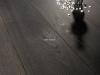 Siyah Solid Сhrome Meşe 12mm Laminat Parke